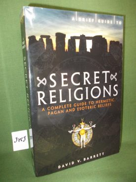 Book cover ofBrief Guide Secret Religions