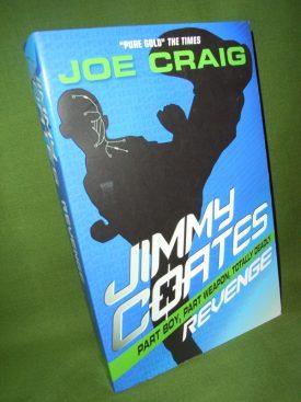 Book cover ofJimmy Coates REvenge