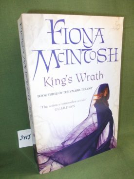 Book cover ofKings Wrath