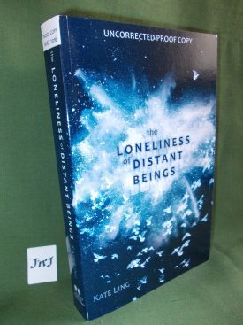 Book cover ofLoneliness Distant Beings Proof