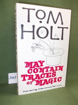 Book cover ofMay Contain Traces of Magic