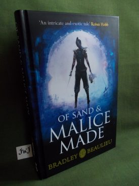 Book cover ofOf Sand & Malice Made