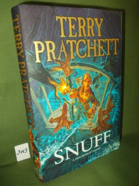 Book cover ofSnuff