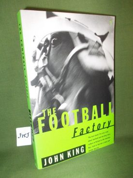 Book cover ofThe Football Factory