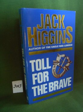 Book cover ofToll for the Brave