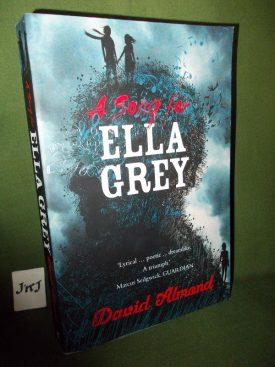 Book cover ofA Song for Ella Grey