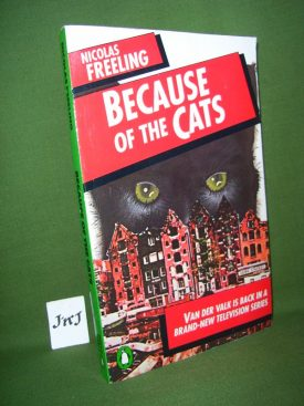 Book cover ofBecause of the Cats