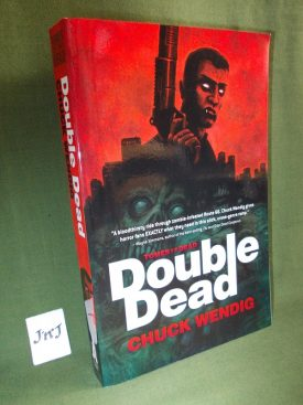 Book cover ofDouble Dead