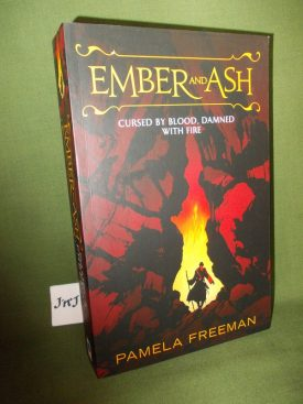Book cover ofEmber and Ash