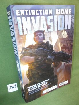 Book cover ofExtinction Biome Invasion