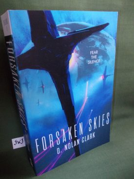 Book cover ofForsaken Skies