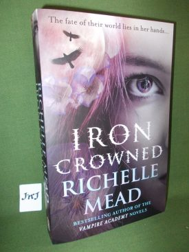 Book cover ofIron Crowned