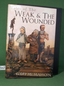 Book cover ofTales of the Weak & The Wounded Deluxe