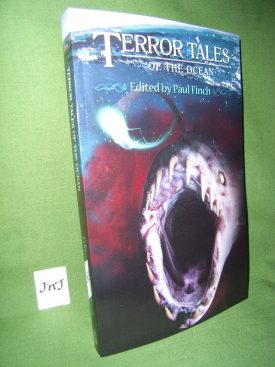 Book cover ofTerror Tales of Ocean