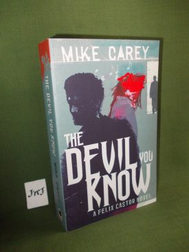 Book cover ofThe Devil You Know