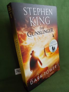 Book cover ofThe Gunslinger