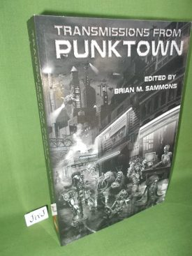 Book cover ofTransmissions from Punktown