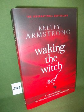 Book cover ofWaking the Witch PB