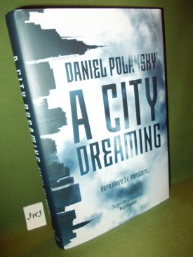 Book cover ofA City Dreaming