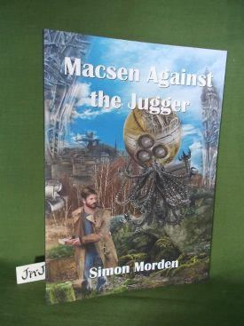 Book cover ofMacsen Against The Jugger PB