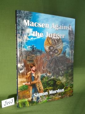 Book cover ofMacsen Against The Jugger SNL