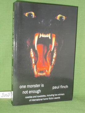 Book cover ofOne Monster is Not Enough