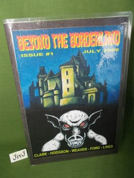 Book cover ofBeyond the Borderland 1