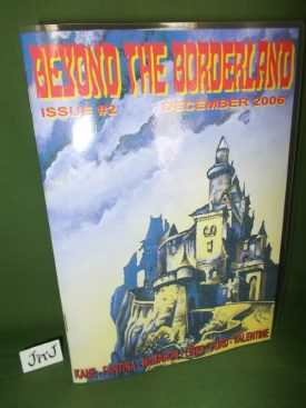 Book cover ofBeyond the Borderland 2