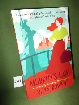 Book cover ofMurphys Law