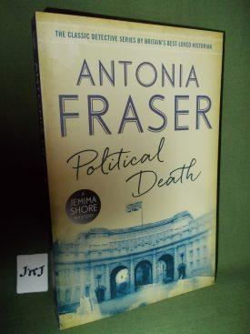 Book cover ofPolitical Death