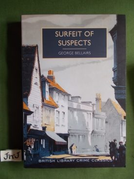 Book cover ofSurfeit of Suspects
