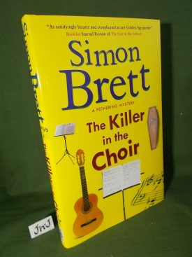 Book cover ofThe Killer In The Choir
