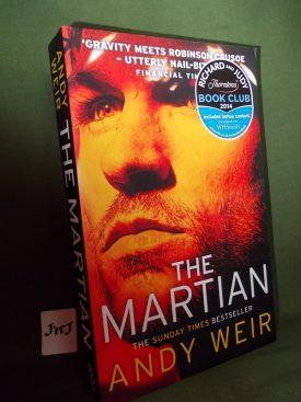 Book cover ofThe Martian