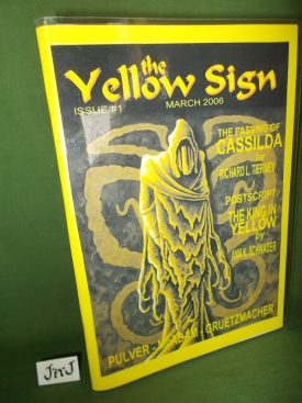 Book cover ofThe Yellow Sign 1