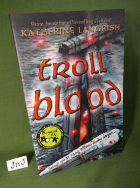 Book cover ofTroll Blood