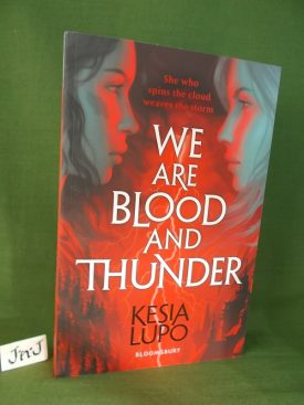 Book cover ofWe Are Blood and Thunder