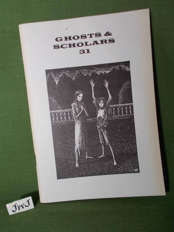 Ghosts Scholars 31