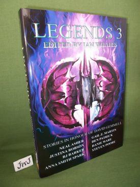 Book cover ofLegends 3 SNL