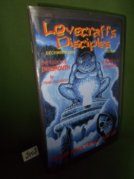 Book cover ofLovecrafts Disciples 1