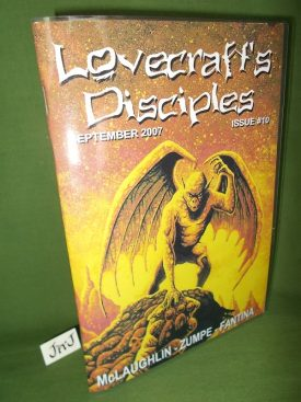 Book cover ofLovecrafts Disciples 10