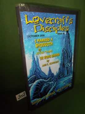 Book cover ofLovecrafts Disciples 6