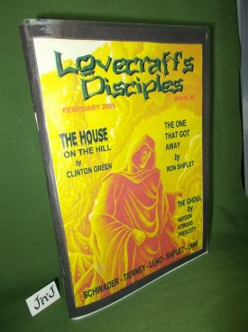 Book cover ofLovedrafts Disciples 2