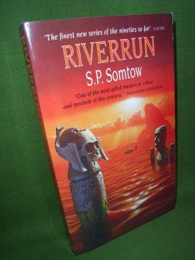 Book cover ofRiverrun