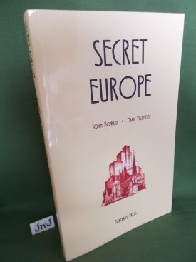 Book cover ofSecret Europe PB