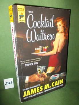Book cover ofThe Cocktail Waitress