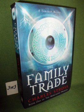 Book cover ofThe Family Trade