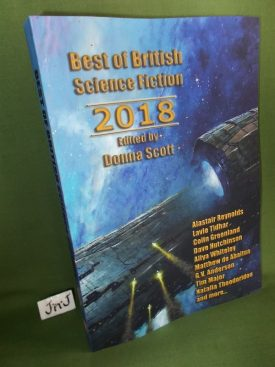 Book cover ofBest British SF TPB