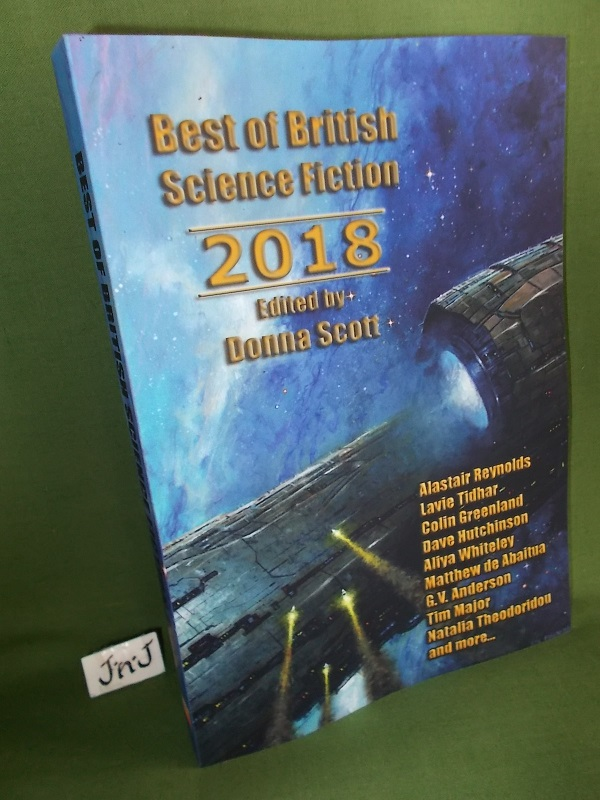 Best British SF TPB