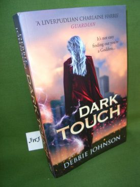 Book cover ofDark Touch