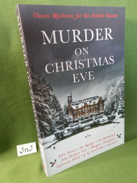 Book cover ofMurder on Christmas Eve